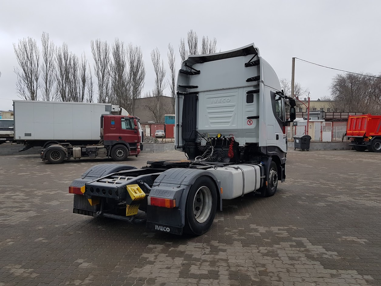 STRALIS AS440S46 T/P Фото #5