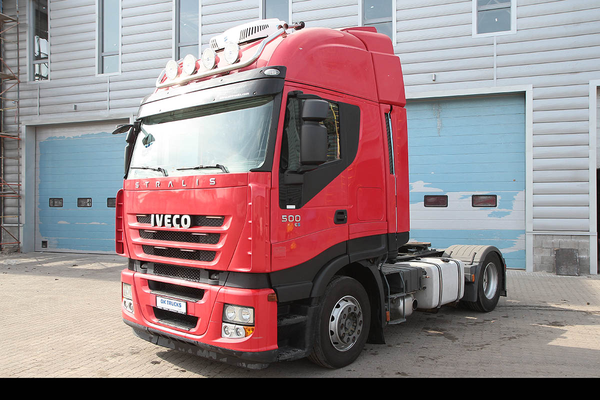 Stralis AS440S50 TP