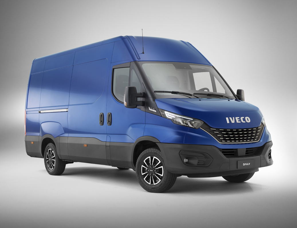 IVECO DAILY 35С12 V