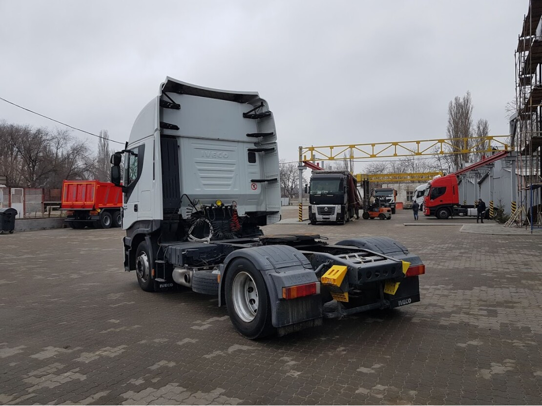 STRALIS AS440S46 T/P Фото #3
